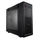 کیس کامپیوترکورسیر C70 Mid-Tower Gaming Case — Gunmetal Black